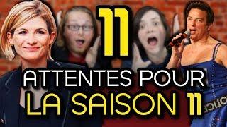 Doctor Who - 11 ATTENTES POUR LA SAISON 11