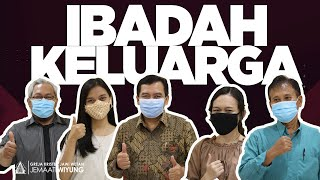 Ibadah Keluarga (Batih) - 22 Oktober 2020 // GKJW Jemaat Wiyung