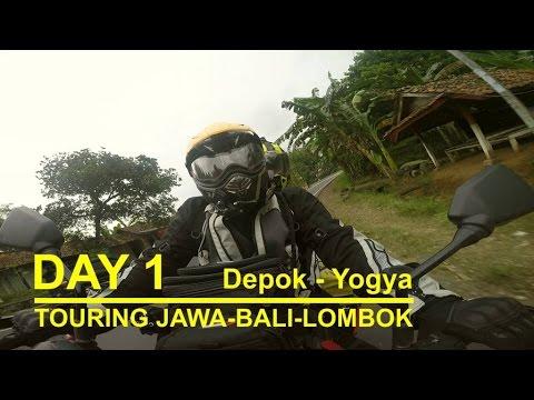 DAY 1: DEPOK-YOGYAKARTA, APRIL 2017 [JAWA, BALI, LOMBOK]