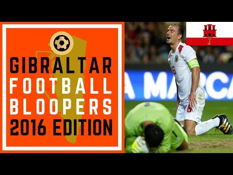 GIBRALTAR FOOTBALL BLOOPERS - 2015/16 EDITION