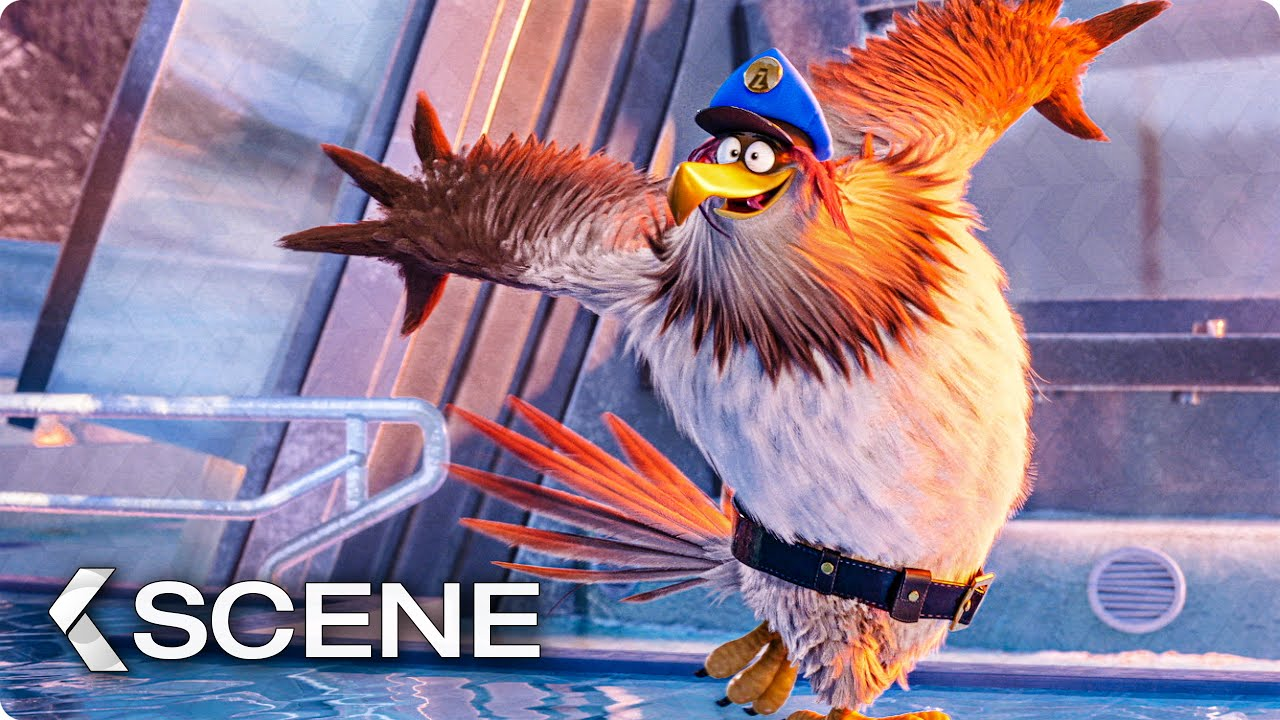 Dance Battle Scene - THE ANGRY BIRDS MOVIE 2 (2019)