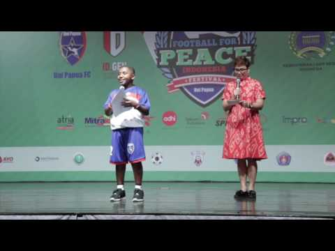 Football For Peace Indonesia Gaby