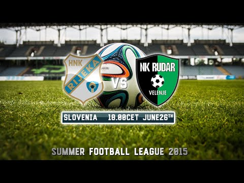 HNK RIJEKA (CRO) vs.NK RUDAR VELENJE (SLO) | International friendly