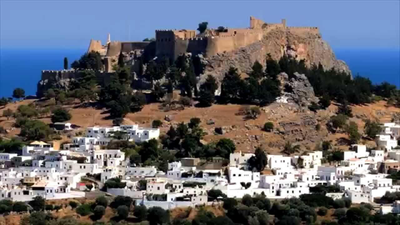 Gregory Travel Agency Rhodes Greece