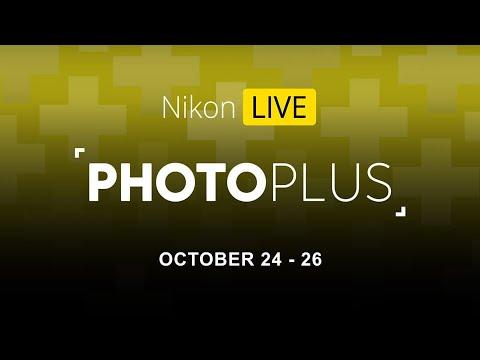 Nikon Live: PhotoPlus Photo And Video Tips