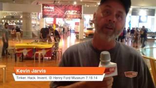 CriticCar Detroit: Kevin Jarvis @ Tinker. Hack. Invent.