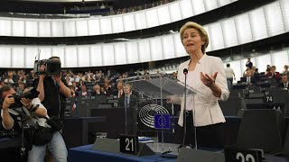 Die nächsten Schritte für Von der Leyen zur EU-Kommission