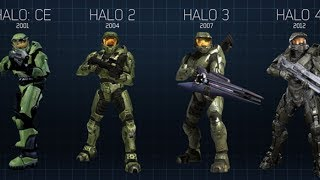 Which Halo Game had the WORST Art Style??? - Tyrant's Halo Q&A
