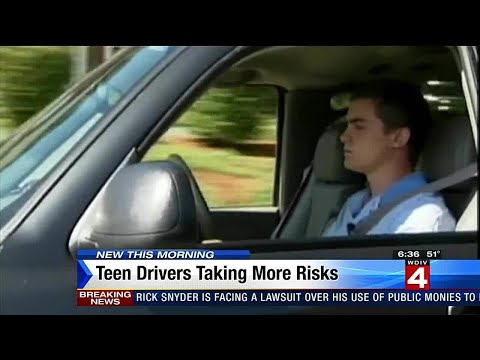 Teen Brain Risk Taking from YouTube · Duration:  4 minutes 25 seconds