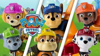 PAW Patrol | Pup Tales, Toy Episodes, and More! | Compilation #7 | PAW Patrol Official \u0026 Friends
