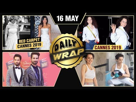 Kangana  Cannes Priyanka&39;s Cannes Look Sonam Kapoor At A Wedding  Top 10 News