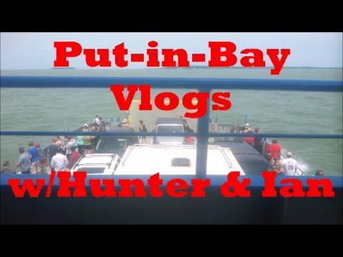 Put-In-Bay Island, Lake Erie, Ohio Vlogs w/ Ian (Vlog)