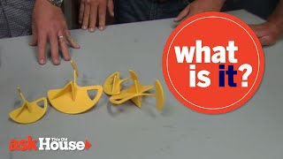 What Is It? | Plastic Yellow Tools