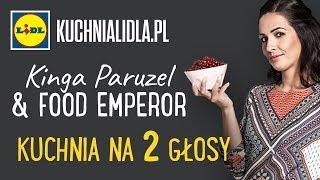 Kinga Paruzel & Food Emperor - Kuchnia na dwa głosy - Ryż zapiekany z jabłkami i bezą