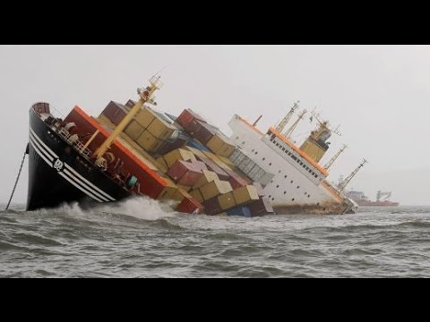 Full Documentary - Reason why ships sink | Ship World / HD P