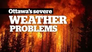 Ottawa's severe weather problems