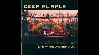 Deep Purple - Burn (Live at the California Jam) ほぼギターカラオケ状態で弾いてみる
