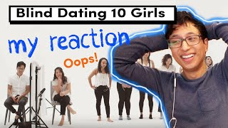 Reacting to My 10 vs 1: Speed Dating (Jubilee)