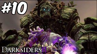 Darksiders II - Gameplay Walkthrough (Part 10) - The Foundry (Heartstone 3)