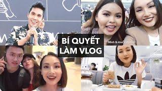 BÍ QUYẾT ĐỂ CÓ KÊNH YOUTUBE THÀNH CÔNG | Vlog | Giang Ơi