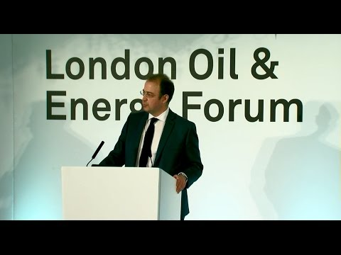 Platts London Oil & Energy Forum | Plenary Session