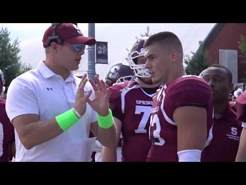 Springfield College Football Highlights - September 9, 2017