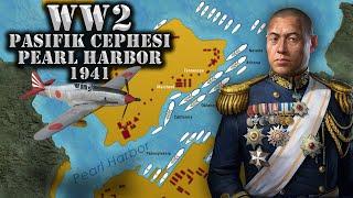 JAPONLAR AMERİKA'YI NASIL YENDİ? Pearl Harbor Saldırısı 1941|| 2.Dünya Savaşı || DFT Tarih Belgesel