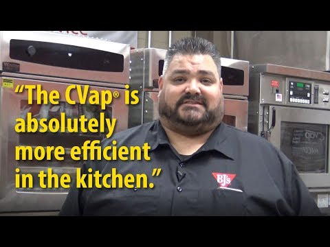 BJ's Restaurant & Brewhouse Opens New Opportunities With CVap® Equipment