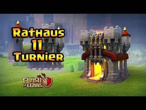 Clash of Clans | Rathaus 11 Turnier | Wiki Event