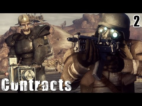 New Vegas Mods: Desert Rangers Contracts - 2