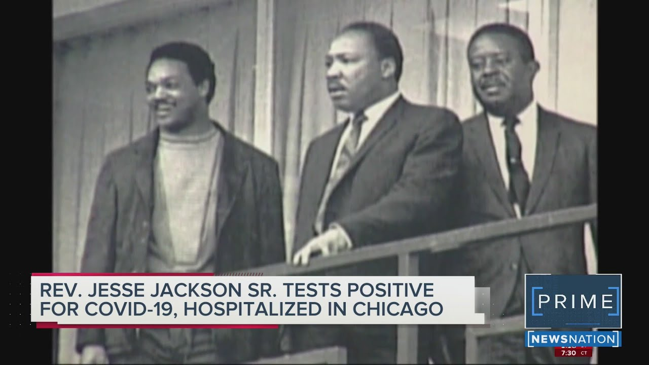 Rev. Jesse Jackson and his wife have been hospitalized after ...