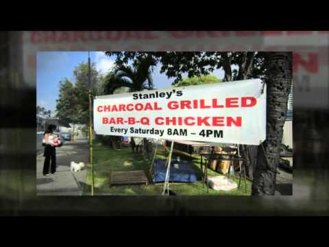 Best Bar B Q Chicken in Honolulu by Hawaii Business Videos