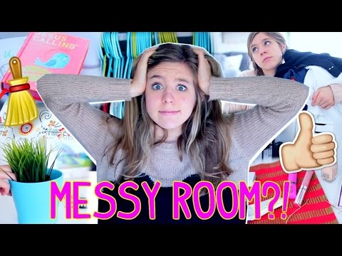 How to Clean Your Room in 10 MINUTES!! | FAST and EASY Life Hacks for a Clean Room!