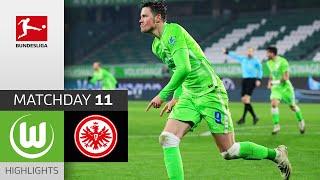 #wobsge | highlights from matchday 11!► sub now: https://redirect.bundesliga.com/_bwcs watch the bundesliga of vfl wolfsburg vs. eintracht frankfu...