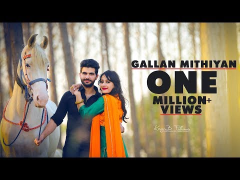 Thumbnail: Gallan Mithiyan || Pre-Wedding Song || Jagan Deep Singh + Gagan Khroad || Jalandhar