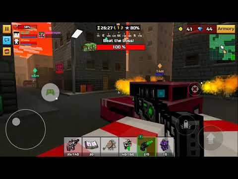 Pixel Gun 3d Gamepad