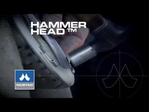 Mustad Hammerhead™ - the Race Nail Revolution