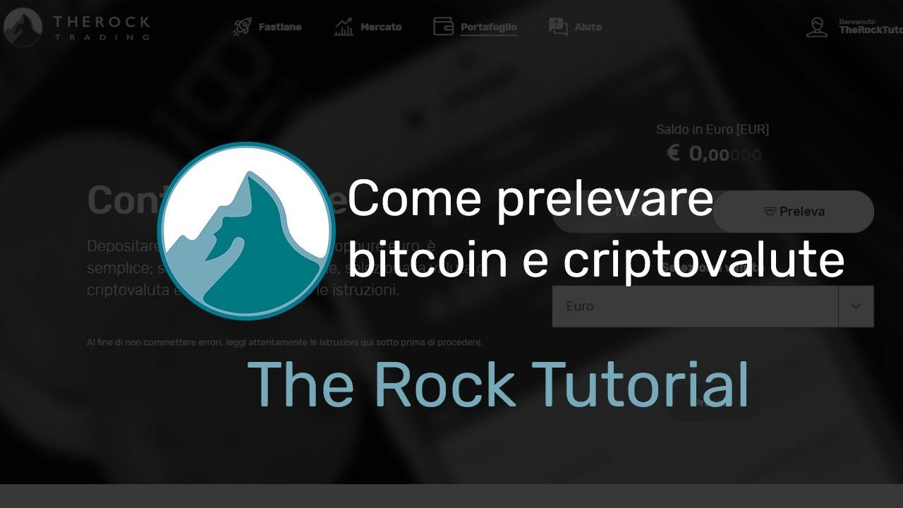 opzioni binarie 5 min italia prelevare bitcoin
