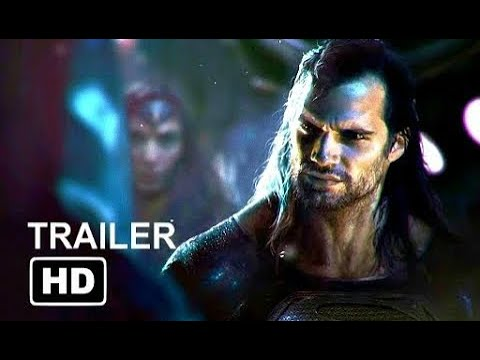 Man Of Steel 2: Last Son Of Krypton (2021) Teaser Trailer | Henery Cavil