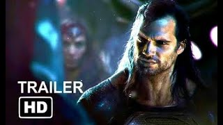 "Man Of Steel 2: Last Son Of Krypton (2021) Teaser Trailer | Henery Cavil ""HBO"" Snyder Cut"