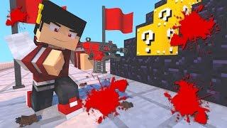 Minecraft Mod: ESCADONA - ARMAS DE TINTA ( Paintball ) ‹ AM3NIC ›