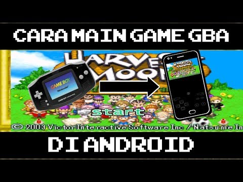 Main Game GBA Di Android|Tutorial + Review | GBA Indonesia