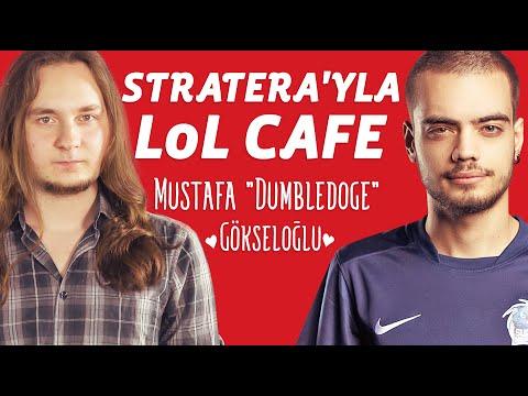 """Stratera'yla LoL Cafe - Mustafa Kemal  """"Dumbledoge"""" Gökseloğlu"""