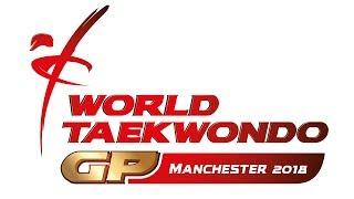 WT WORLD TAEKWONDO GRAND PRIX 2018 Day 1 Session 2 Results and Match Updates