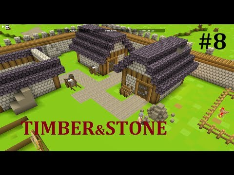 Timber and Stone episode 8