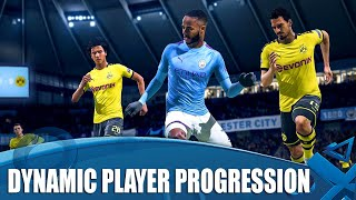FIFA 20 Career Mode - How Dynamic Player Progression Actually Works!