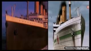 Titanic and Britanic