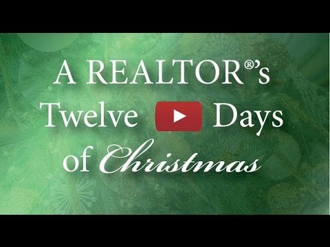 A REALTOR®'s Twelve Days of Christmas - 2014 Song - YouTube