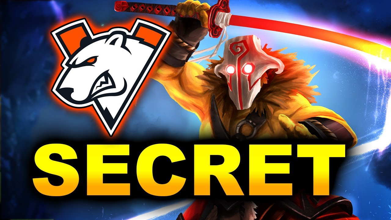 SECRET vs VP - SEMI-FINAL - WePlay! MAD MOON DOTA 2 thumbnail