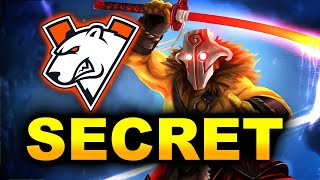 SECRET vs VP - SEMI-FINAL - WePlay! MAD MOON DOTA 2